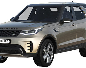 Land Rover Discovery R Dynamic 2021 3D