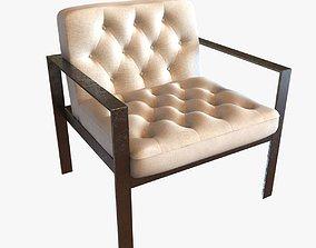 3D Marx chair noir furniture