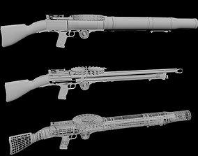 3D Lewis Gun 01