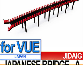 Japanese Bridge - A 3D