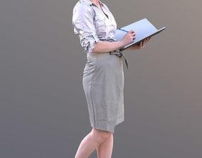 3D model Svenja 10515 - Standing Business Woman