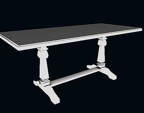 Dinning table 9 3D