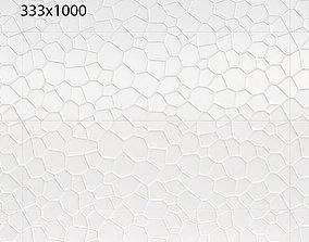Bathroom tile Baldocer PRISMA NITRA 3D
