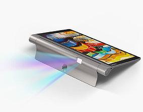 Lenovo Yoga Tab 3 Pro tablet 3D model