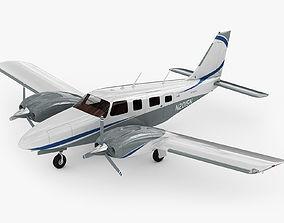 Piper PA-34 Seneca V 3D