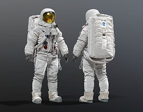 3D SPACESUIT NASA APOLLO 11