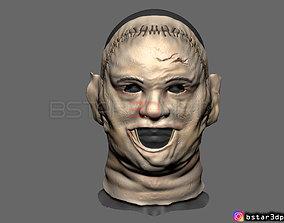 3D print model LEATHERFACE Killing Mask - THE TEXAS 1