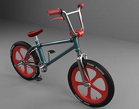 BMX Bike pedal 3D