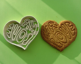 cookie cutter 3D printable model