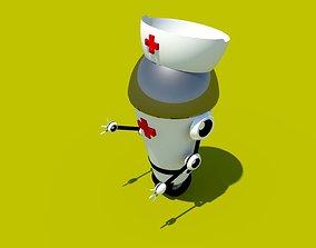 3D Robo nurse
