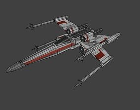 3D printable model XWING