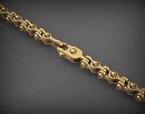 3D print model Chain link 154