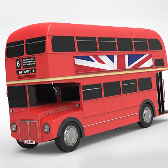 Routemaster Bus Classic
