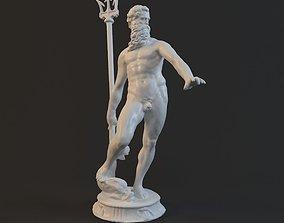 3D print model Poseidon statues