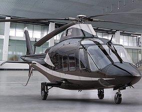 3D Agusta Westland 109 Grand
