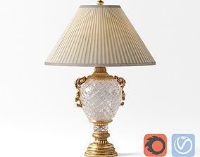 Classic table lamp Griffiths and Griffiths 3D