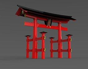 Otorii Itsukushimi 3D