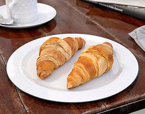 croissant 12 AM151 3D model