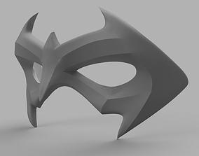 Nightwing Mask 3D printable model