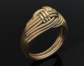 Ring 13 lucky 3D printable model