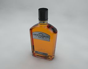 Jack Daniels Gentleman Jack 3D