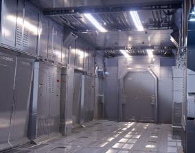 sci fi asets v6 3D model