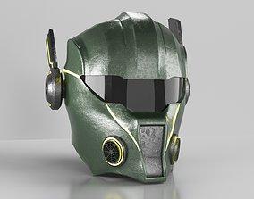 Helmet Warrior 2084 3D