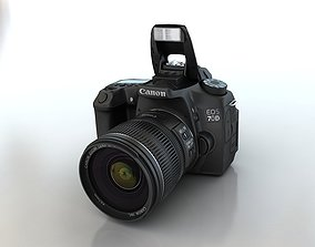 Canon 70D 3D