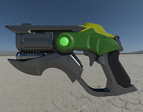 3D printable model Overwatch Angela Ziegler Mercy 3