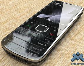 3D model Nokia 6700 Classic - 2009 - chrome