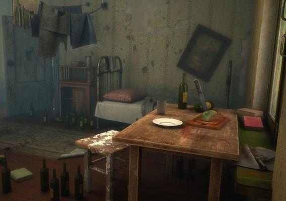 House of alcoholic