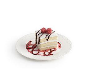 Cake Desert Food 3D