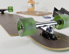 Longboard 3D