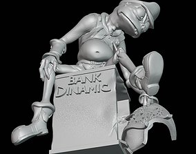 Phantomas nuestro querido landron 3D printable model