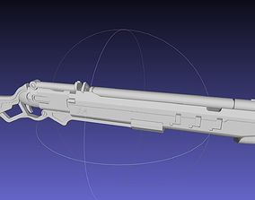 Overwatch Ashe Rifle Basic Model And Assembly