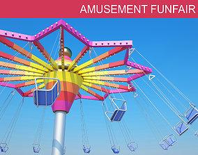 3D Amusement Funfair Toys