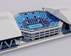 games Ariake Coliseum - Tokyo 3D model