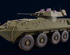 LAV-25 3D asset