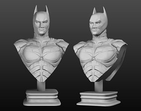 Batman The Dark Knight Movie Bust 3D print model