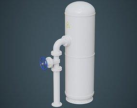 Indoor Gas Storage 1A 3D model
