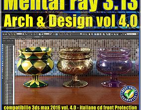 Mental ray 3ds max 2016 Vol 4 Materiali Arch e Design 1