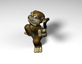 3D mono malo