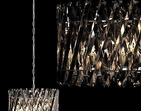 Odeon light Selva 47968 Chrome 3D model