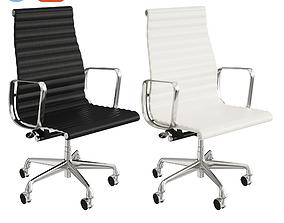 3D model Eames Executive Chair