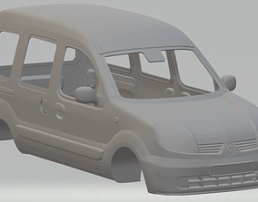 Renault Kangoo Printable Body Van