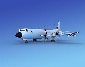 Lockheed P-3 Orion Royal Canadian Navy 3D model