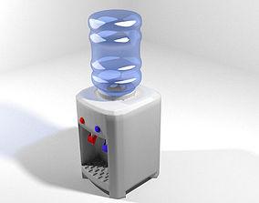 Water Dispenser 3D model balang