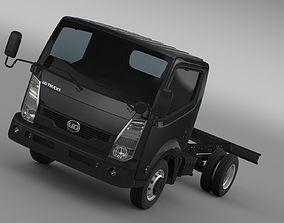 3D model UD Condor Light chassi 2015