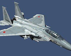 3D model JASDF F-15DJ