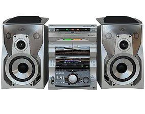3D model Sony Rx-99